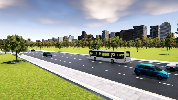 City Bus Simulator 2018 Screenshots
