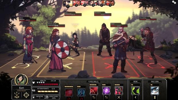 Dead In Vinland Screenshots