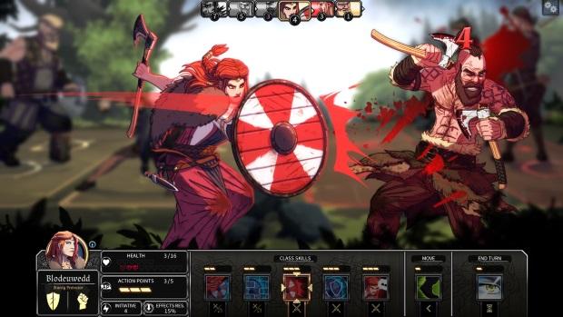 Dead In Vinland Video Game