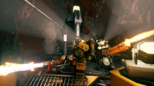 Deep Rock Galactic Screenshots