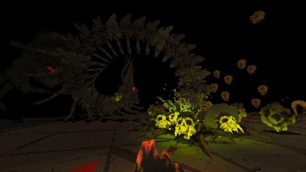 Devil Daggers Screenshots