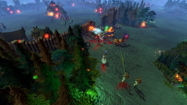 Dungeons 3 Lord of the Kings Screenshots