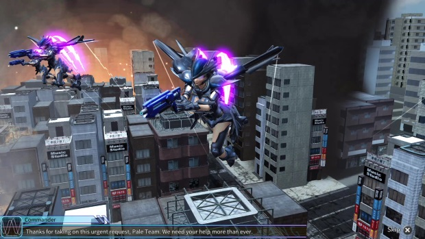 EARTH DEFENSE FORCE 4.1 WINGDIVER THE SHOOTER Full Version