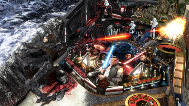 Pinball FX3 Star Wars Pinball The Last Jedi Full Version