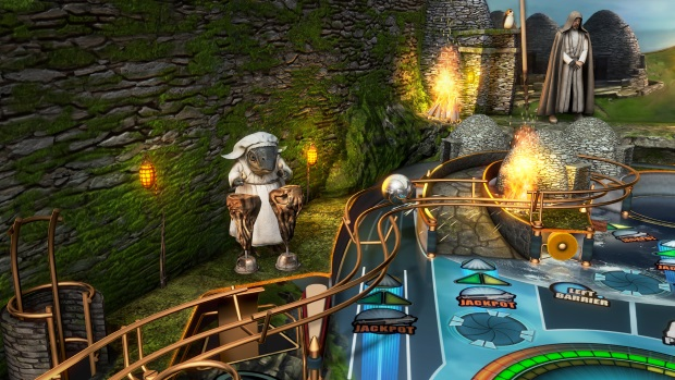 Pinball FX3 Star Wars Pinball The Last Jedi Video Game