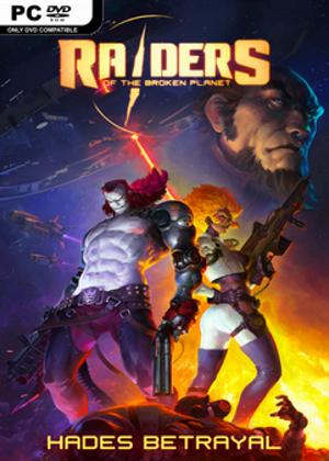 Raiders of the Broken Planet Hades Betrayal Campaign Free Download