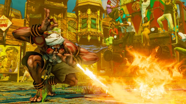 Street Fighter V Arcade Edition Video Game