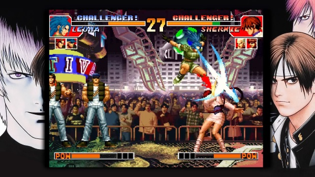 THE KING OF FIGHTERS 97 GLOBAL MATCH Full Version