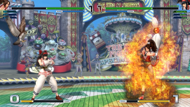 THE KING OF FIGHTERS XIV STEAM EDITION Screenshots