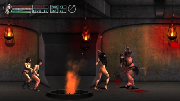 The Slaves Fortress Screenshots