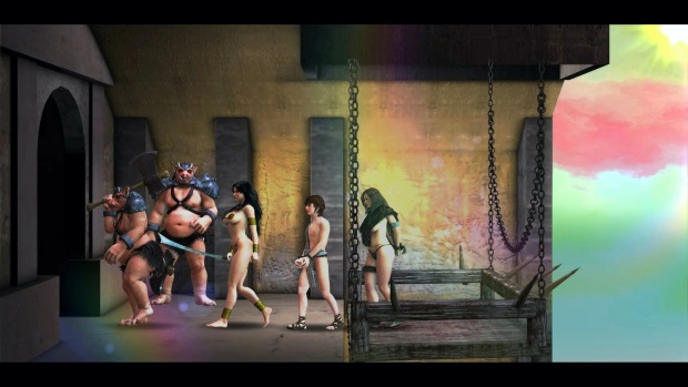 The Slaves Fortress Video Game