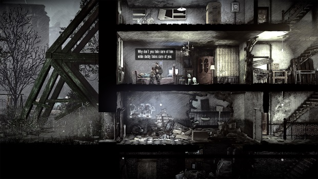 This War of Mine Stories Fathers Promise Screenshots