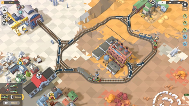 Train Valley 2 Full Version
