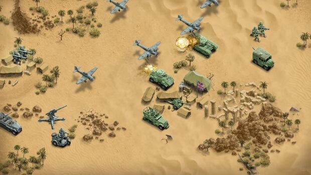 1943 Deadly Desert Full Version