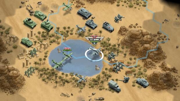 1943 Deadly Desert Screenshots