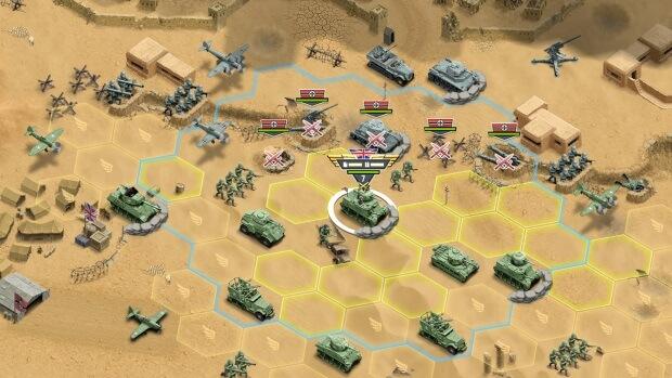1943 Deadly Desert Video Game