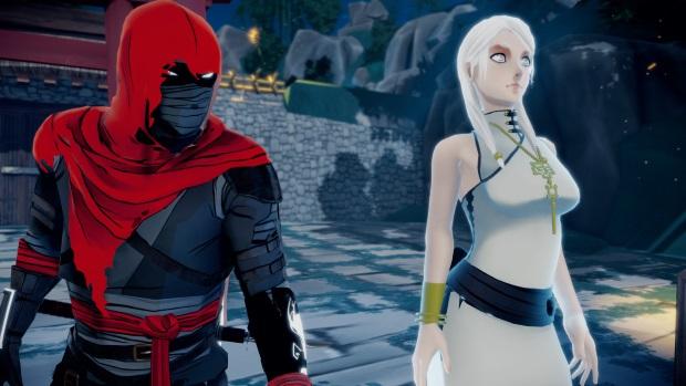 Aragami Nightfall Screenshots