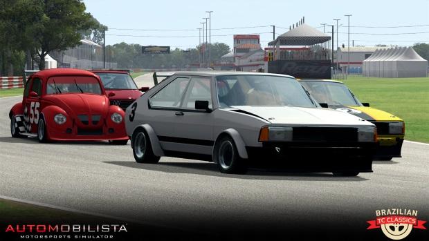 Automobilista Brazilian Touring Car Classics Screenshots