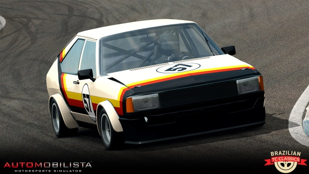 Automobilista Brazilian Touring Car Classics Video Game
