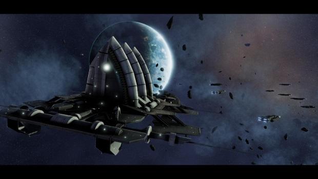 Battlestar Galactica Deadlock The Broken Alliance Video Game