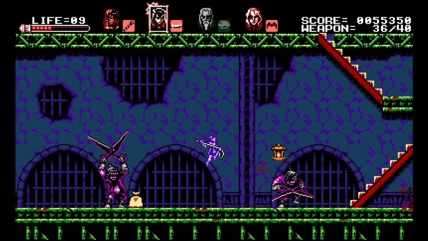 Bloodstained Curse of the Moon Full Version