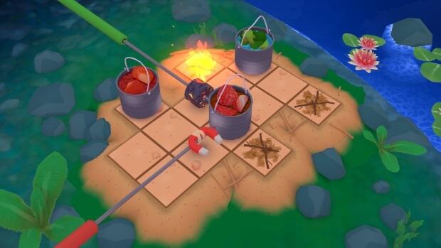 Campfire Cooking Screenshots