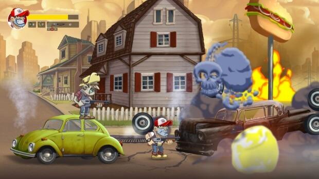 Creepy Road Screenshots