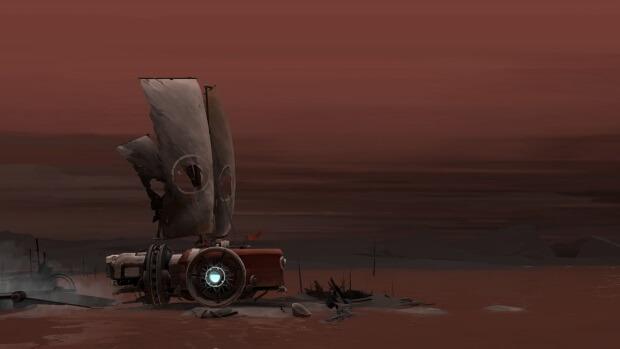 FAR Lone Sails Screenshots