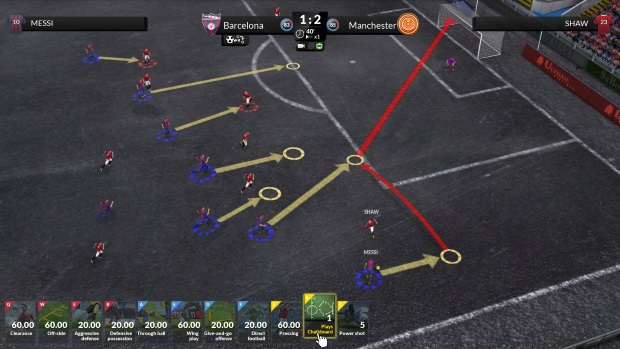 Football Club Simulator 18 Final Race Screenshots