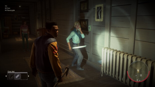 Friday the 13th The Game Challenges Screenshots