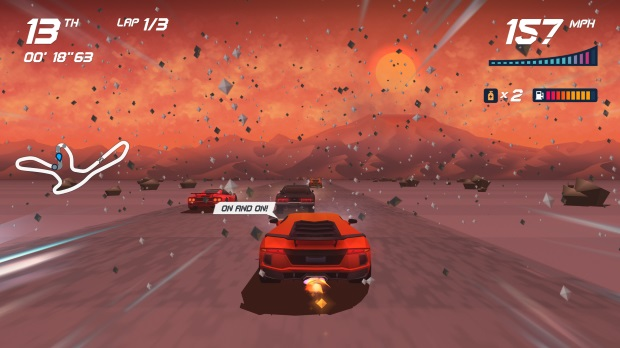 Horizon Chase Turbo Screenshots