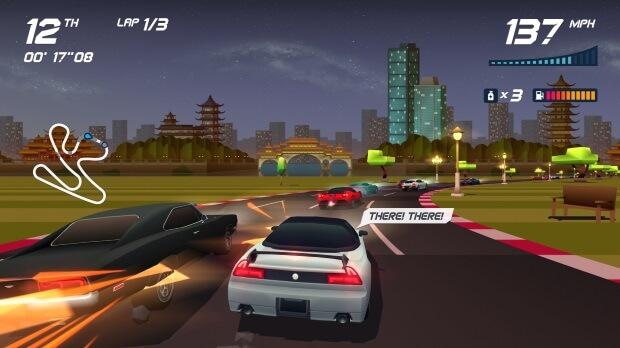 Horizon Chase Turbo Video Game