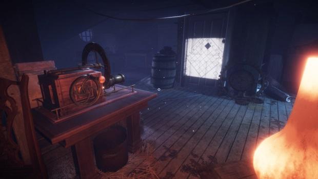 Lake Ridden Video Game