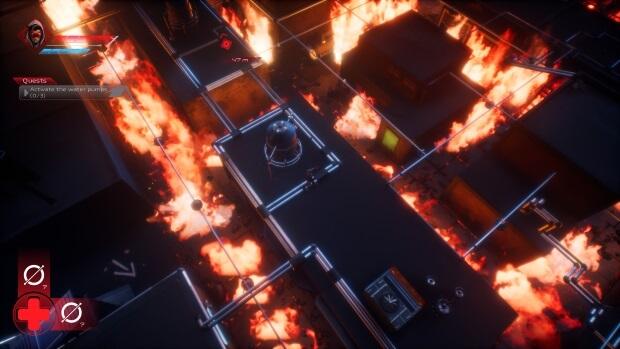 Quantum Replica Video Game