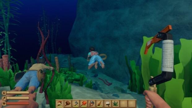 Raft Video Game