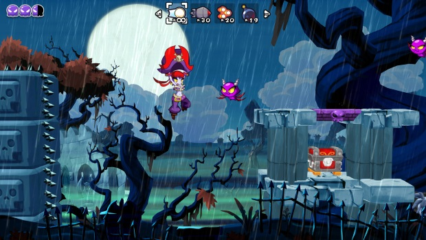 Shantae Half Genie Hero Ultimate Edition Video Game