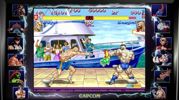 Street Fighter 30th Anniversary Collection Full Version