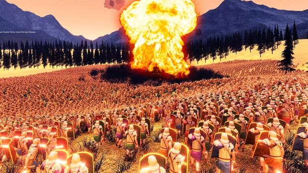 Ultimate Epic Battle Simulator Screenshots