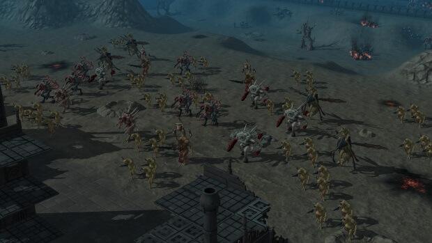 Warhammer 40,000 Sanctus Reach Horrors of the Warp Video Game