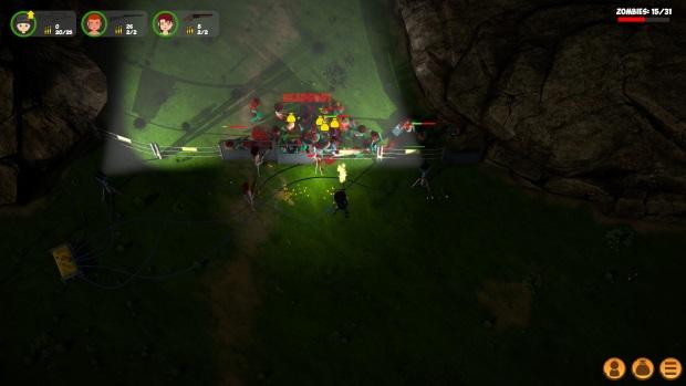 Zombie Forest 2 Screenshots
