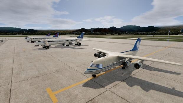Airport Simulator 2019 Video Game