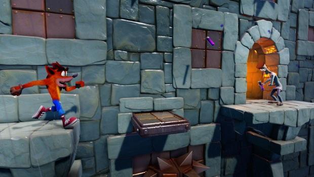 Crash Bandicoot N Sane Trilogy Screenshots