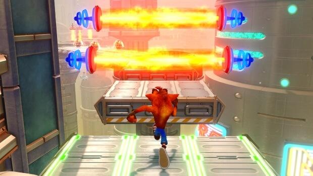 Crash Bandicoot N Sane Trilogy Video Game