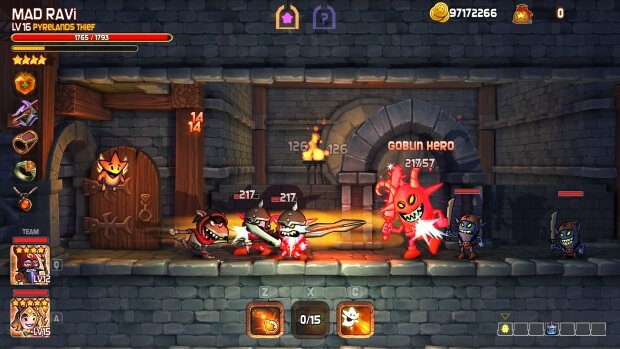 Dungeon Stars Screenshots