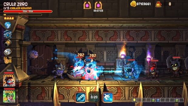 Dungeon Stars Video Game