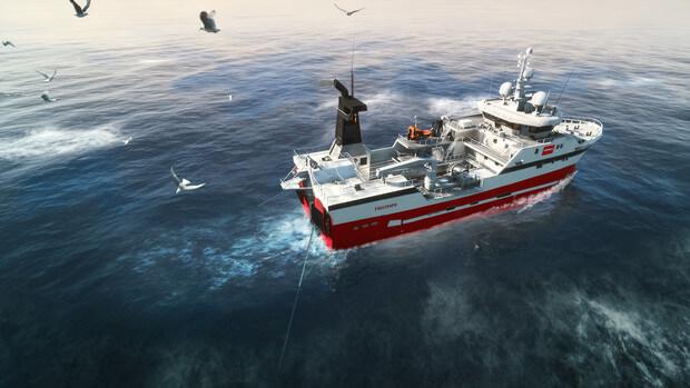 Fishing Barents Sea Video Game