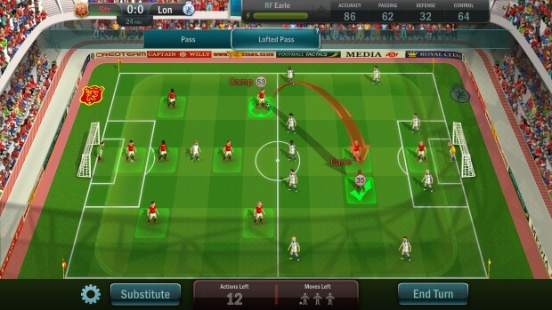 Football Tactics and Glory Full Version