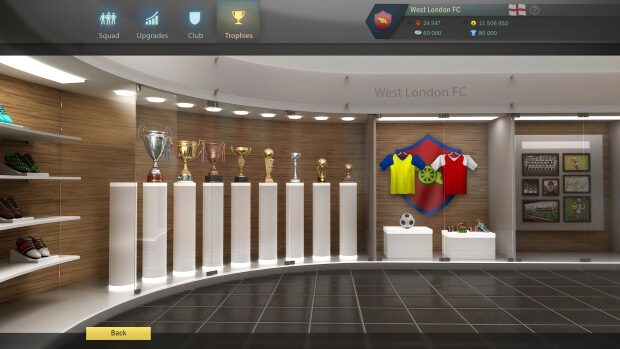 Football Tactics and Glory Screenshots