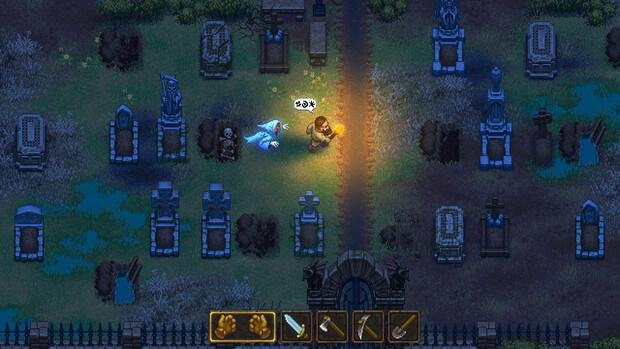 Graveyard Keeper Video Game