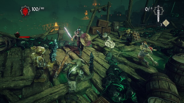Hand of Fate 2 Outlands and Outsiders Video Game